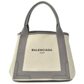 バレンシアガ BALENCIAGA バッグ BAG トートバッグ NAVY CABAS S 339933 AQ38N 2881