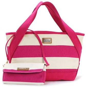 TOMMY HILFIGER トミーヒルフィガー SMALL TOTE WOVEN RUGBY CANVAS 6929239