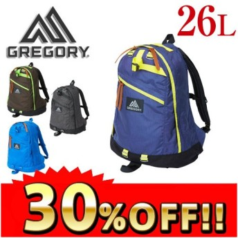 30%OFFセール グレゴリー GREGORY リュックサック バックパック デイパック CLASSIC クラシック Day Pack メンズ レディース 通勤 リュック ギフト A4 あす楽