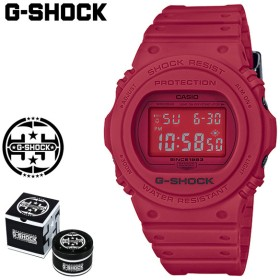 カシオ CASIO G-SHOCK 腕時計 DW-5735C-4JR RED OUT 35周年 ジーショック Gショック G-ショック レッド メンズ レディース