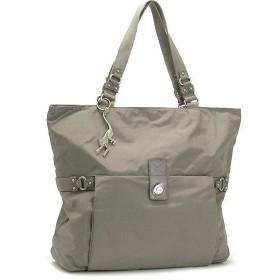 キプリング kipling トートバッグ CITY K24549 NOLA CHESTNUT BEIGE BE