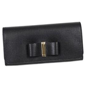 クロエ chloe 長財布 長札 3p0291 long wallet with flap black bk