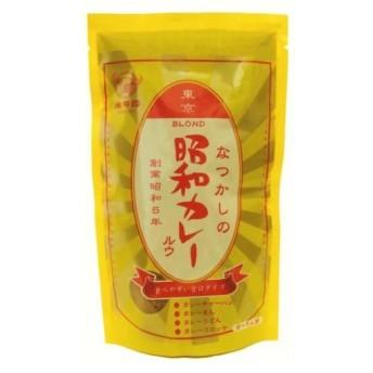 (まとめ買い)なつかしの昭和カレールウ 170g×8セット