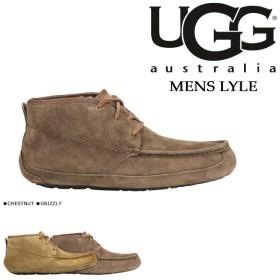 UGG アグ メンズ MENS LYLE レースアップ ブーツ ライル 1004822 2カラー