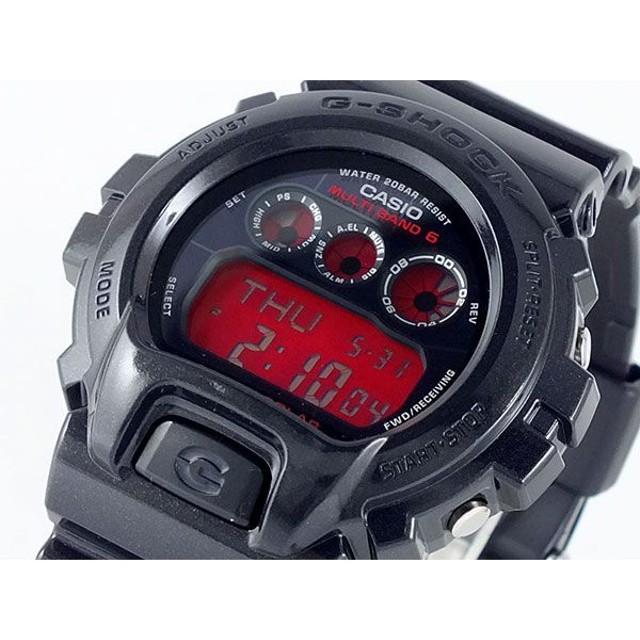 カシオ Gショック 腕時計 電波 タフソーラーGW-6900CC-1JF