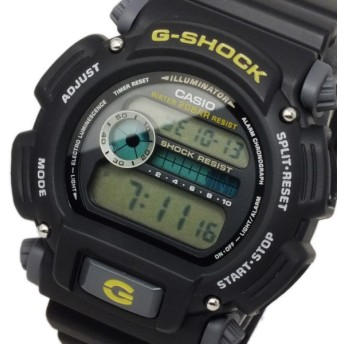 カシオ CASIO Gショック G-SHOCK ベーシック BASIC メンズ 腕時計 DW-9052-1B