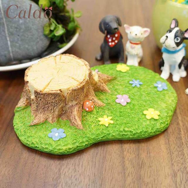 【Caldo卡朵生活】zakka森林樹.微景觀桌面裝飾小物