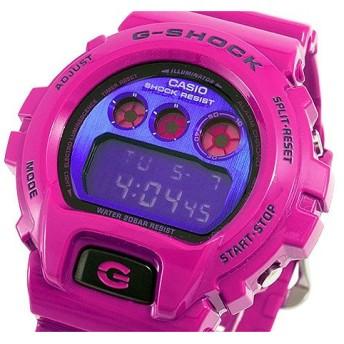 カシオ CASIO Gショック G-SHOCK クレイジーカラーズ 腕時計 DW6900PL-4