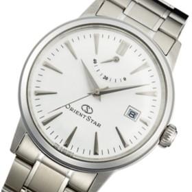 オリエント ORIENT STAR 自動巻き メンズ 腕時計 WZ0381EL ホワイト 国内正規