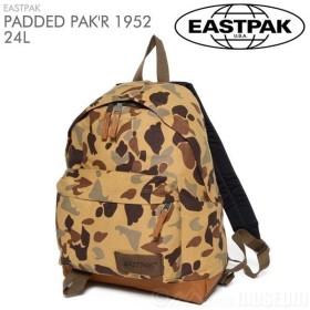 イーストパック EASTPAK リュック バックパック デイパック 24リットル PADDED PAK'R 1952 89412