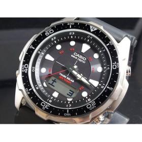 カシオ CASIO WAVECEPTER 電波 ソーラー 腕時計 WVA-M320J-1EJF