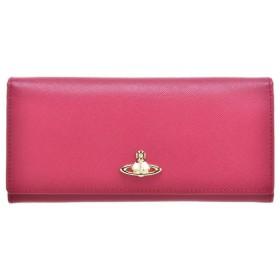 ヴィヴィアン ウエストウッド VIVIENNE WESTWOOD 財布 サイフ さいふ 二つ折り長財布 型押しカーフスキン 321291 0016 0110