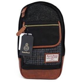 ハリスツィード HARRIS TWEED ボディバッグ ユニセックス 1111890-R-82 グレー