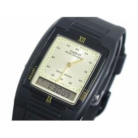 カシオ CASIO 腕時計 アナデジ AQ47-9E