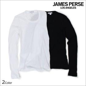 ジェームスパース Tシャツ JAMES PERSE レディース トップス ロンT カットソー L/S CREW TEE