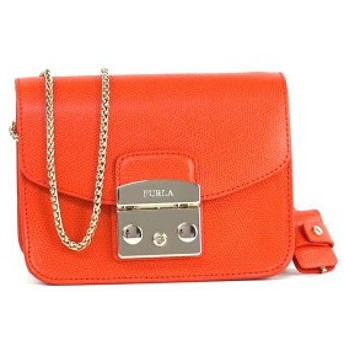 フルラ FURLA ショルダーバッグ BGZ7 METROPOLIS MINI CROSSBODY ARANCIO 16W OR