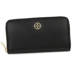トリーバーチ tory burch 長財布 長札 50009063 robinson zip continental wallet black bk