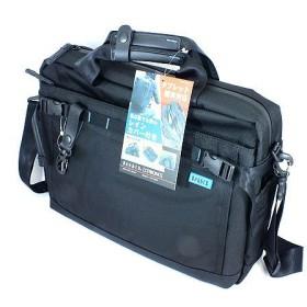 バジェックス BAGGEX 3WAYビジネスブリーフ シングルタイプ UN23-5523-BK ブラック