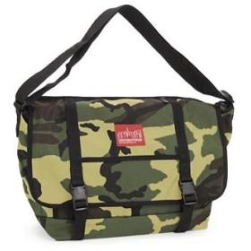 マンハッタンポーテージ manhattan portage ショルダーバッグ 1607 ny messenger bag (lg) camouflage