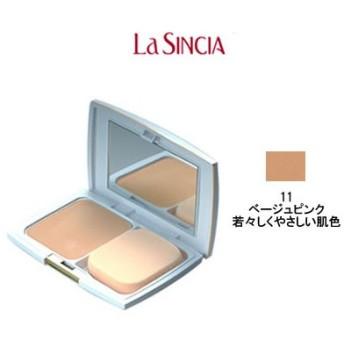 ラシンシア パウダリーパクトUV レフィル 11 ベージュピンク 若々しくやさしい肌色- 定形外送料無料 -