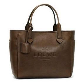 loewe ロエベ トートバッグ heritage leather 376.79.751