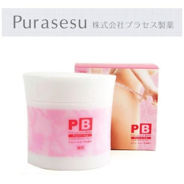 プラセス製薬 フェロモンボディ ピーチヒップ スウィートピーチの香り 500g  取り寄せ商品 - 送料無料 - 北海道・沖縄を除く
