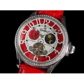 GALLUCCI ガルーチ 腕時計 マルチファンクション WT23408AU-RD