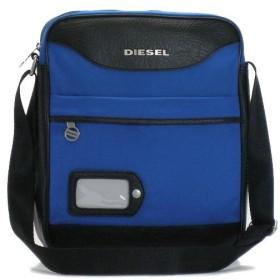 ディーゼル diesel ショルダーバッグ on the road…again xp08 tour imperial blue l.bl