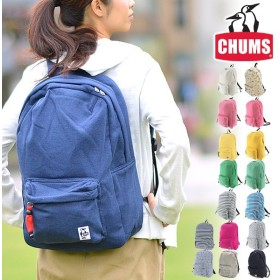 【20%OFFセール】チャムス CHUMS リュックサック ハリケーンスウェット Hurricane Day Pack Sweat ch60-0622