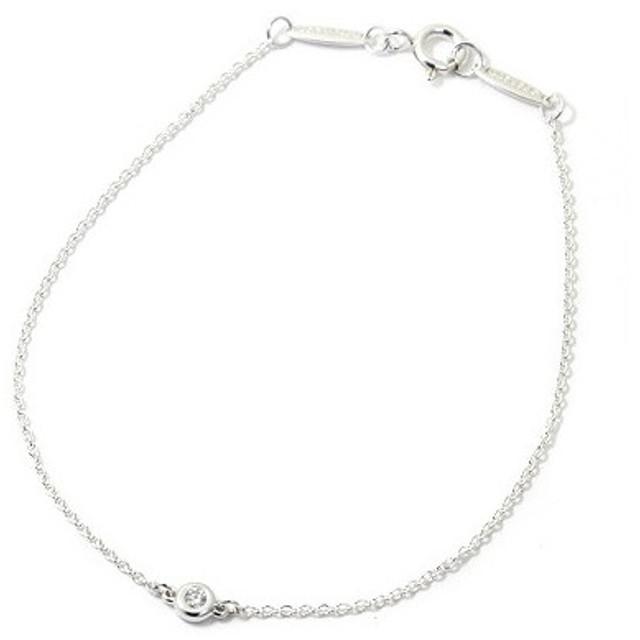 buy online 968e2 18342 ティファニー TIFFANY バイザヤード ブレスレット 33943415 ...