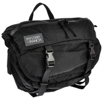 ミステリーランチ インベーダー ショルダーバッグ メンズ INVADER-BLK ブラック