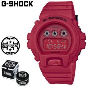 カシオ CASIO G-SHOCK 腕時計 DW-6935C-4JR RED OUT 35周年 ジーショック Gショック G-ショック レッド メンズ レディース