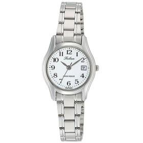 シチズン CITIZEN キューアンドキュー Q&Q ファルコン レディース 腕時計 D017-204 シルバー