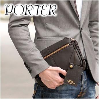 (PORTER ポーター)ポーター バッグ ポーター セカンドバッグ PORTER 吉田カバン ウィズ 016-01078