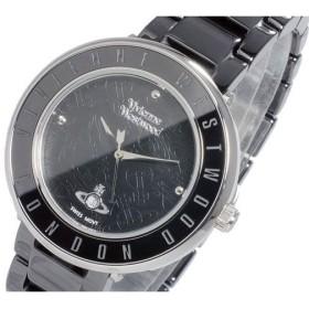 ヴィヴィアン ウエストウッド vivienne westwood クオーツ レディース 腕時計 vv124bkbk