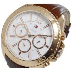 トミー ヒルフィガー tommy hilfiger クオーツ メンズ 腕時計 1791031