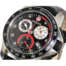 ウェンガー WENGER 腕時計 バタリオン フィールド クロノ 70792