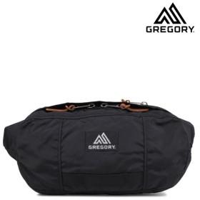 グレゴリー GREGORY ボディバッグ ウエストバッグ 4L ハードテイル HARDTAIL ブラック メンズ レディース 65247
