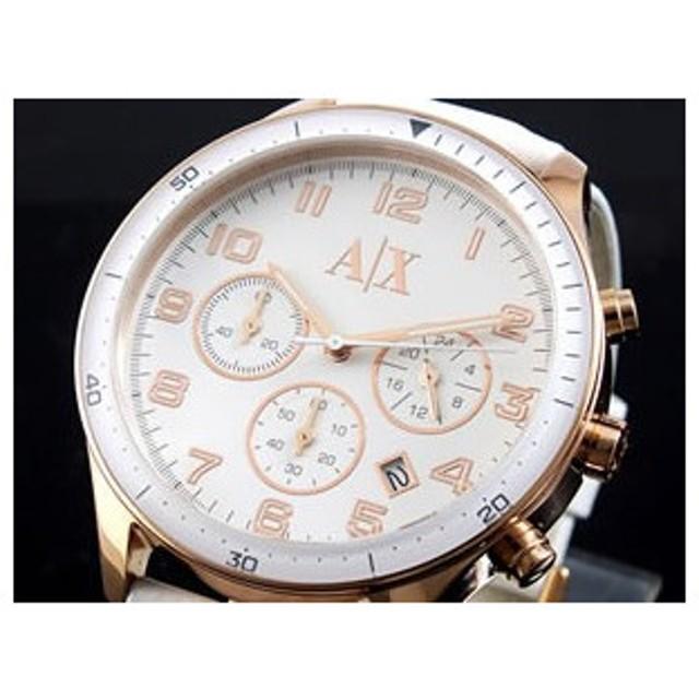 アルマーニ エクスチェンジ クロノグラフ 腕時計 AX5101