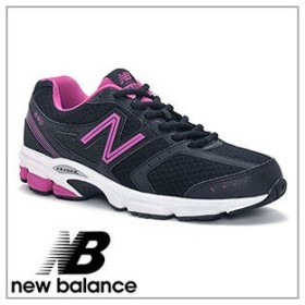 ニューバランス new balance レディース ランニングシューズ スニーカー w560bp4 2e ブラック×パープル performance training