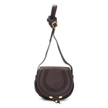 chloe クロエ ショルダーバッグ round small satchel 3P0580