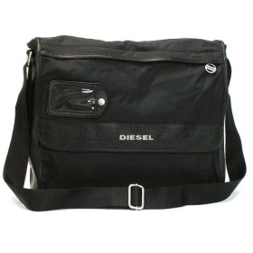 ディーゼル diesel バッグ 斜めがけ on the road…again xp09 voyage black bk