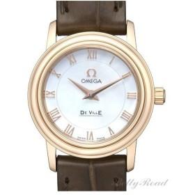 オメガ OMEGA デ・ヴィル 4693.71.02 【新品】 時計 レディース