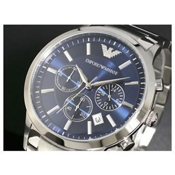 エンポリオアルマーニ E.ARMANI AR2448 腕時計メンズ レディース ギフト プレゼント ブランド カジュアル おしゃれ
