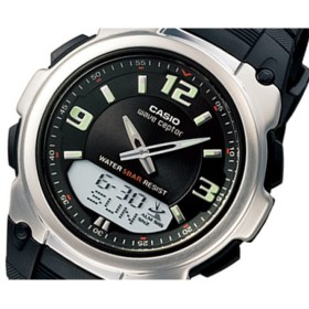 カシオ CASIO WAVE CEPTOR 電波 メンズ 腕時計 WVA-109HJ-1BJF 国内正規