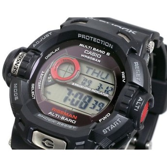 カシオ Gショック 電波ソーラー 腕時計 GW-9200J-1JF