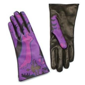 エミリオ・プッチ emilio pucci 手袋 97gg02 gloves pur purpl