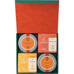 ルピシア お茶4種のバラエティセット