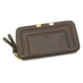 クロエ chloe 長財布 長札 marcie 3p0571 long zipped wallet ash l.gy