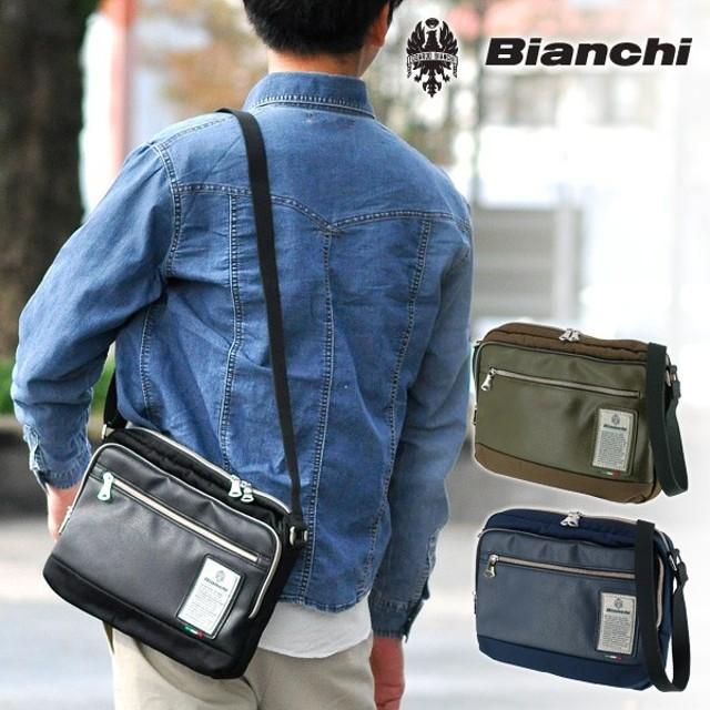 ビアンキ Bianchi ショルダーバッグ NBCI nbci07